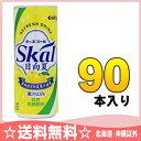 南日本酪農 スコール 日向夏 250ml 缶 30本入×3 まとめ買い〔乳性飲料 炭酸飲料 乳性炭酸飲料 愛のスコール 日向夏 柑橘〕