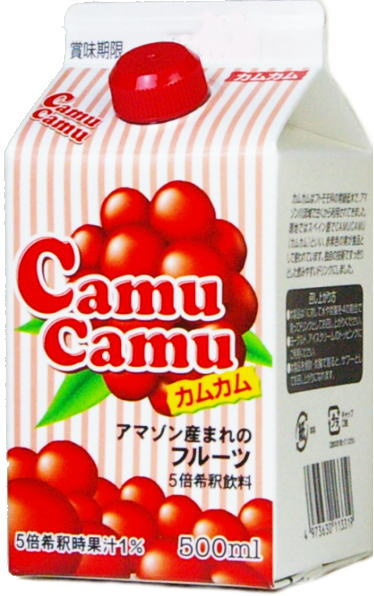 GS hood cam (CamuCamu) 500 ml paper pack 12 pieces [5 fold diluted allocation material]