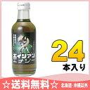 友桝飲料 エイリアンエナジー 200ml 瓶 24本入〔エナジードリンク 炭酸飲料〕