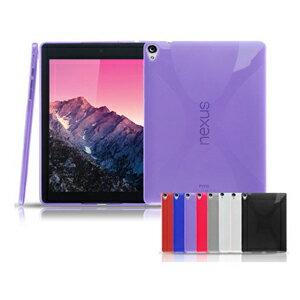 [送料無料]人気で品薄 人気の5色 新型Google(グーグル) Nexus9 専用 本体保護シリコン素材カバーケース 水に強い撥水耐性 使いやすく滑りにくい 薄型柔軟素材仕様ケース Wi-Fiモデル LTEモデル 16GB 32GB Androidタブレット
