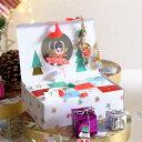 あす楽!【NUTCRACKER】メリメリから届いたくるみ割り人形テーマのクリスマスアドヴェントカレンダー チャームブレスレット