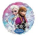 女の子のお誕生日やアナと雪の女王テーマパーティーにぴったりなパーティーバルーン(ヘリウムガス無し)※