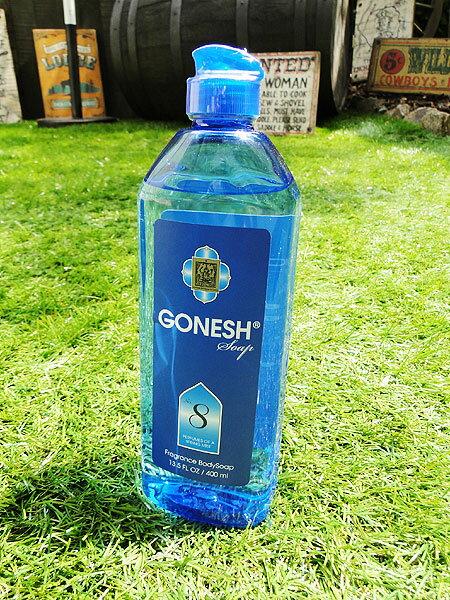 ガーネッシュ No.8 ボディーソープ ■ アメリカ雑貨 アメリカン雑貨 メンズ スプリングミストの香り ガーネッシュ GONESH