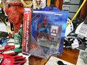 マーベル アメイジング・スパイダーマンのフィギュア&ベースセット ■ アメリカン雑貨 アメキャラアメコミ