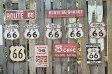 【全国送料無料】昔のルート66のウッドサイン(シリーズ第四弾人気ベスト8枚セット) ■ 木製 ウッド アメリカ 看板 サインプレート サインボード アンティーク アメリカン雑貨 アメリカン雑貨 アメリカ 雑貨 看板 通販