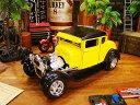 1929年フォード・モデルAのダイキャストモデルカー 1/24スケール ★アメリカ雑貨★アメリカン雑貨