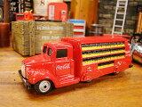 コカ・コーラ ボトルトラックのミニカー 1/87スケール(1937年モデル ) ★コカコーラグッズ 雑貨 グッズ ブランド Coca-Cola アメリカ雑貨 アメリカン雑貨