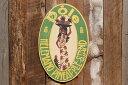 昔のアドバタイジングのハワイアンウッドサイン(ドール・パイナップル) ■ アメリカ雑貨 アメリカン雑貨 通販 ハワイ 雑貨 ハワイアン..