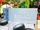 3Dカットアウトステッカー Mサイズ(マウイサーフボード) ■ 自分仕様だから愛着も強くなる! カー用品 カーアクセサリー アメリカ雑貨屋 ステッカー アメリカン雑貨 車 バイク かわいい デカール シール 人気 アルファベット ハワイアン雑貨 ハワイ雑貨