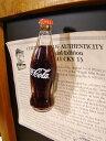 コカ・コーラ ミニチュアボトルマグネット ■ コカコーラグッズ 雑貨 グッズ ブランド Coca-Cola アメリカ雑貨 アメリカン雑貨