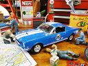 1965 シェルビーGT350のダイキャストモデルカー 1/24スケール 5000台限定モデル ★アメリカ雑貨★アメリカン雑貨★アメ雑貨★アメ雑 アメリカン雑貨 通販