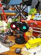 アメリカの踏切ライト(ニューヨーク) ■ こだわり派が夢中になる!人気のアメリカ雑貨屋 通販 アメリカ雑貨 アメリカン雑貨 インテリア雑貨 カッコイイ男の部屋!おしゃれ 置物 小物 模型 おもちゃ アンティーク風 ミニカー アメ車