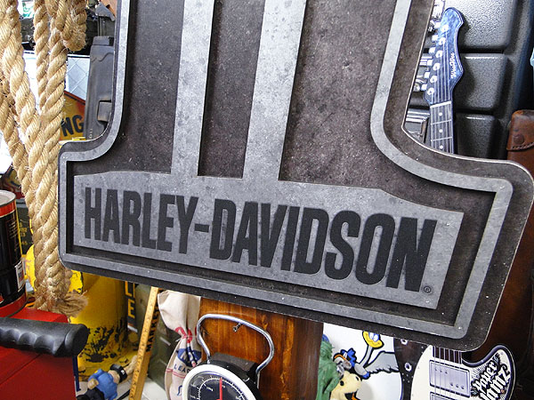 ハーレーダビッドソン #1スカル・ウッドサイン...の紹介画像3
