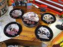 ハーレーダビッドソン ハーレーガールコースター 4Pセット ■ こだわり派が夢中になる!人気のアメリカ雑貨屋 通販 アメリカ雑貨 アメリカン雑貨 インテリア雑貨 カッコイイ男の部屋!おしゃれ 人気 生活雑貨 harley davidson 鉄馬