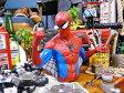 スパイダーマンバンク ■ こだわり派が夢中になる! 人気のアメリカ雑貨屋 アメリカ 雑貨 アメリカン雑貨 貯金箱 おしゃれ インテリア インテリア 雑貨 生活雑貨 おもしろ かわいい 置物 オブジェ アメキャラ アメコミ