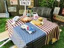 楽天アメリカ雑貨通販キャンディタワー星条旗のテーブルクロス(クラシック) ■ アメリカ雑貨 アメリカン雑貨 西海岸スタイル