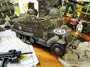 昔の戦車のモデルキット(M3A2/ハーフトラック) ★アメリカ雑貨★アメリカン雑貨★アメ雑貨★アメ雑 アメリカン雑貨 通販