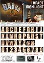 楽天アメリカ雑貨通販キャンディタワーインパクト・サインライト ■ アメリカ雑貨 アメリカン雑貨 インテリア 照明