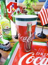 コカ・コーラブランド メラミンタンブラー ■ コカコーラグッズ 雑貨 グッズ ブランド Coca-Cola アメリカ雑貨 アメリカン雑貨 コーラ 置物 インテリア おしゃれ 人気 小物 生活雑貨 コップ グラス こだわり派が夢中になる! 人気のアメリカ雑貨屋