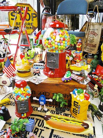 アメリカのガムボールマシン本体のみ・ガムは別売(Lサイズ)★アメリカ雑貨★アメリカン雑貨★アメ雑貨★アメ雑アメリカン雑貨通販