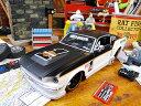 マイスト 1967年ハーレーフォード・マスタングGTのダイキャストモデルカー 1/24スケール ■ アメリカ雑貨 アメリカン雑貨
