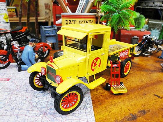 コカ・コーラブランド1923フォードモデルTT1/32★コカコーラグッズミニカー雑貨グッズブランドCoca-Colaアメリカ雑貨アメリカン雑貨