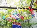サニーレインボー ランドリーハンガー(40ピンチ) ■ アメリカ雑貨 アメリカン雑貨 通販