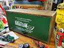 カルチャーマート ウッド製キャビネット(グリーン) ■ アメリカ雑貨 アメリカン雑貨