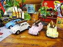 1967年サーフビートルのミニカー 1/32スケール(4色セット) ★アメリカ雑貨★アメリカン雑貨★アメ雑貨