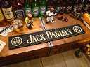 バーマット(ジャック・ダニエル) ■ 誰もが憧れる...夢の自宅ショットバーが完成! こだわり!本格