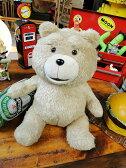 映画「テッド2」 テッドのぬいぐるみ(座りポーズ/Sサイズ) ■ アメリカ雑貨 アメリカン雑貨■TED