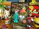 ガンビーのベンダブルドール・オーナメント(クリスマス限定バージョン) ■ アメリカ雑貨 アメリカン雑貨