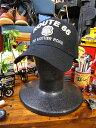 ルート66のキャップ(ブラック) ■ アメリカ雑貨 アメリカン雑貨 アメリカ 雑貨 キャップ メンズ 帽子 レディース 夏 アウトドア つば付き 男女兼用 フリーサイズ 人気 かわいい ファッション