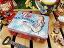 フレンチアメリカンのティーバックストレージ(ミス・フィフティーズ) ■ アメリカ雑貨 アメリカン雑貨
