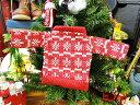 80年代のアグリーセーターのオーナメント(クリスマスツリー) ■ 飾り インテリア 装飾 ガーランド メリー クリスマス ディスプレイ xmas デコレーション ツリー パーティーグッズ オーナメント アメリカン雑貨 プレゼント ギフト 人気