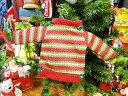 80年代のアグリーセーターのオーナメント(サンタクロース) ■ 飾り インテリア 装飾 ガーランド メリー クリスマス ディスプレイ xmas デコレーション ツリー パーティーグッズ オーナメント アメリカン雑貨 プレゼント ギフト 人気