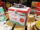 コカ コーラブランド コンツアーボトルのランチボックス(ソーダグラス) ■ コカコーラグッズ 雑貨 グッズ ブランド Coca-Cola アメリカ雑貨 アメリカン雑貨 コーラ 置物 インテリア おしゃれ 人気 小物 こだわり派が夢中になる 人気のアメリカ雑貨屋