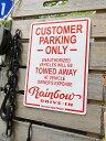 ハワイアンサインボード(レインボードライブイン専用駐車場) ...
