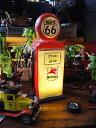ルート66ガスポンプのナイトライト ■ アメリカ雑貨 アメリカン雑貨