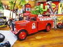 1934年テキサコ GMCタンカーのダイキャストモデルカー 1/34スケール(レッド) ■ アメリカ雑貨 アメリカン雑貨 アメ車 こだわり派が夢中になる人気のアメリカ雑貨屋 小物 モデルカー 正規品 おしゃれ ガレージグッズ ミニカー