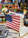 星条旗のマガジンラック ■ アメリカ雑貨 アメリカン雑貨