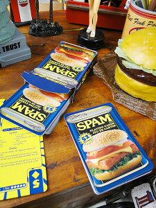 裏面にあるスパム料理レシピ(全52種類)だけでも見る価値アリ!!スパム・トランプ ■ アメリカ雑貨 アメリカン雑貨
