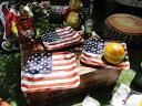 RoomClip商品情報 - 星条旗ペーパーディッシュシリーズ(ペーパープレートL/8枚入り) ■ アメリカ雑貨 アメリカン雑貨