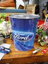 フォードのティントラッシュカン ■ アメリカ雑貨 アメリカン雑貨