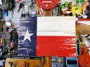 テキサス州旗のウッドサイン ■ アメリカ雑貨 アメリカン雑貨 サインプレート 壁面装飾 内装 インテリア スティールサイン アメリカ アメリカン 人気 雑貨 おしゃれ 飾り レトロ ポスター アンティーク 木製看板 壁掛け