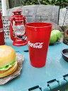 コカ コーラのソーダタンブラー(レッド) ■ こだわり派が夢中になる 人気のアメリカ雑貨屋 アメリカ 雑貨 アメリカン雑貨 生活雑貨 おしゃれ 人気 ギフト プレゼント マグカップ カッコイイ男の部屋 タンブラー おもしろ コカコーラグッズ 雑貨 Coca-Cola コーラ