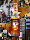 巨大ドリンクボトルのボトルオープナー(コールドビアー) ■ アメリカ雑貨 アメリカン雑貨 栓抜き