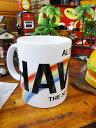 ハワイライセンスプレートマグカップ ■ ハワイ 雑貨 ハワイアン雑貨 ハワイ雑貨 アメリカ雑貨 アメリカン雑貨 お土産 インテリア グッズ かっこいい男の部屋 人気 スタイル 人気 生活雑貨 おもしろ マグカップ おしゃれ