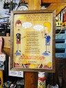 ポスターフレーム(ビーバス&バッドヘッド) ■ アメリカ雑貨 アメリカン雑貨 壁掛け 壁飾り インテリア雑貨 おしゃれ 人気 アンティーク 壁面装飾 絵 装飾 ディスプレイ パネル ウォールデコレーション アメキャラ アメコミ ポスター レトロ 壁立て プレゼント ギフト