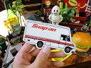 スナップオンのバン・マグネットシート ■ アメリカ雑貨 アメリカン雑貨